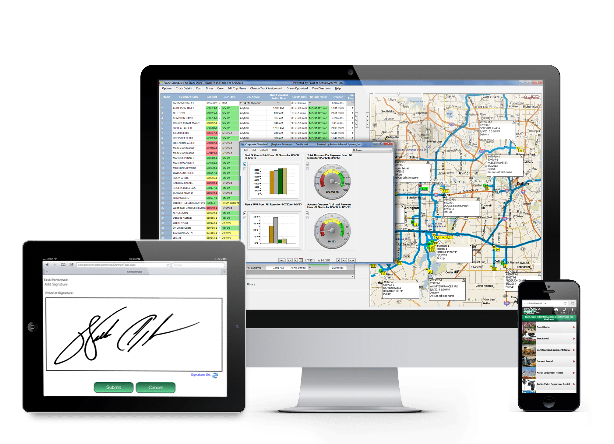 Point of Rental® Software Offers Innovative Feature for the