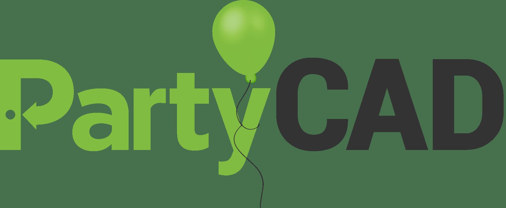 PartyCAD logo