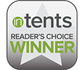 Point of Rental, intents reader's choice winner