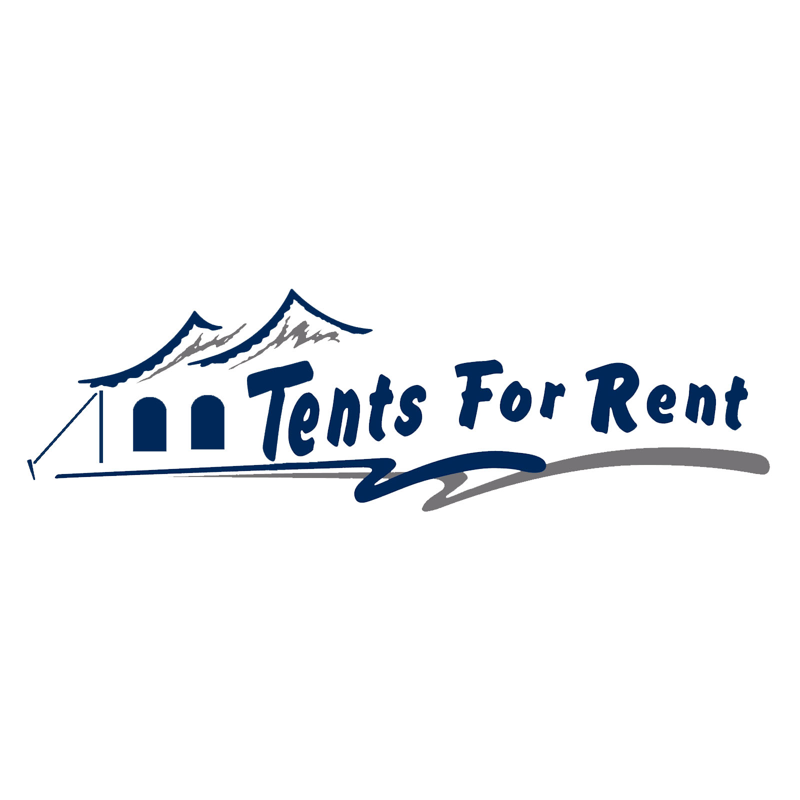 Tents for Rent logo