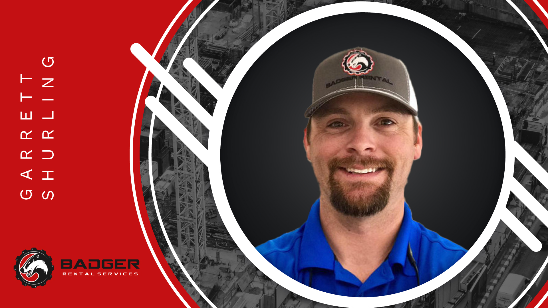 Garrett Shurling is our crime-fighting expert from Badger Rental Services in Georgia.