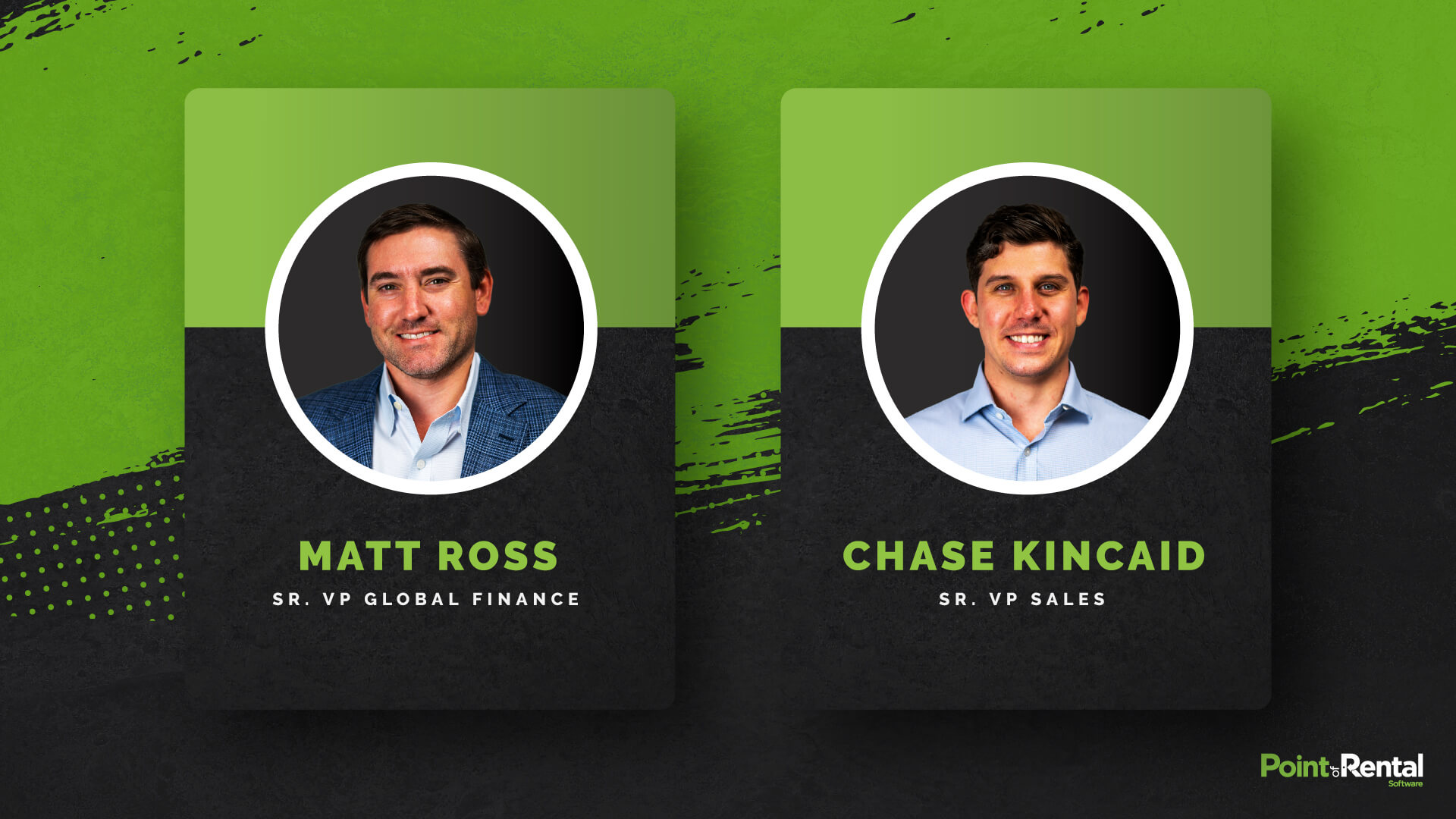Matt Ross and Chase Kincaid hired to lead strategic growth at POR